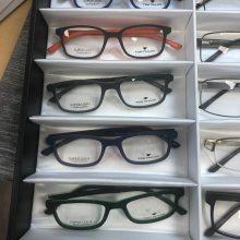 Neue Frühlingsfassungen und Sonnenbrillenglasfarben