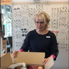 Brillen-Sammelaktion für Koblitz