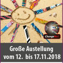 Change-Me-Ausstellung vom 12.11.-17.11.2018